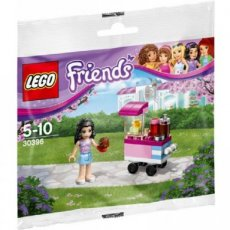 30396 LEGO® Friends Cupcake Kraam (Polybag)