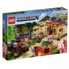 21160 LEGO® Minecraft De Illager overval
