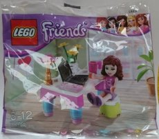 30102 LEGO Friends Laptop (Polybag)