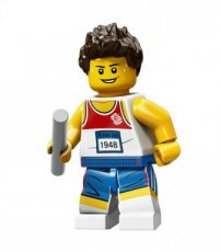 N°7 LEGO Relay Runner - Team GB Complete