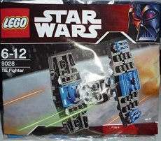 8028 LEGO TIE Fighter - Mini (polybag)