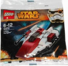 LEGO® 30272 A-Wing Fighter (Polybag)