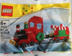 LEGO® 40034 Christmas Train (polybag)
