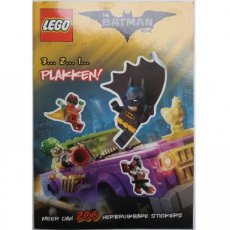 Batman Movie LEGO®  Magazine - Prêt, stable, Stick!