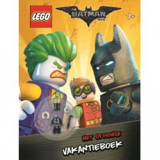 Batman Movie LEGO Magazine - Ready Steady Stick!