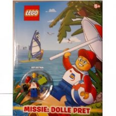 City LEGO® Magazine - Mission: Amusez-vous.