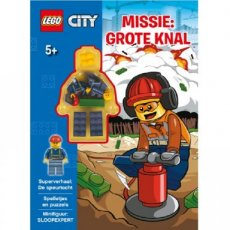City LEGO® Magazine - Mission : Démolition