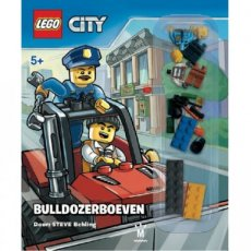City LEGO® Magazine - Bulldozer Crooks
