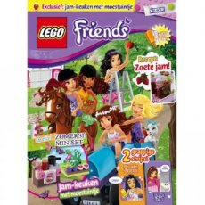 Friends 06/15 - TS 9 Friends LEGO® Magazine 2015 Nr 06