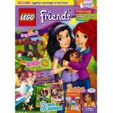 Friends LEGO® Magazine 2015 Nr 11