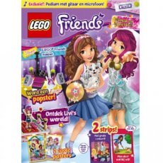 Friends LEGO® Magazine 2015 Nr 09