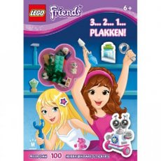Friends LEGO® Magazine - 3 ... 2 ... 1 ... coller