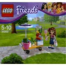 LEGO® 30202 Friends Smoothie Kraam (Polybag)