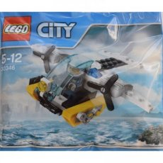 30346 Prison Island helicopter (Polybag)