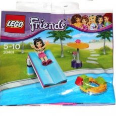 30401 Friends waterglijbaan (Polybag)