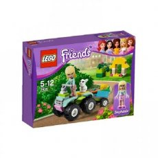 3935 LEGO Friends Huisdierentransport