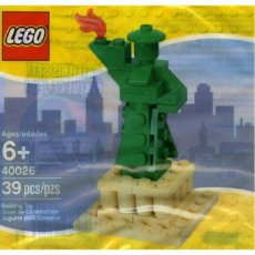 40026 LEGO Statue of Liberty (polybag)