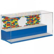 4070 LEGO® Play & Display Case Classic BLAUW