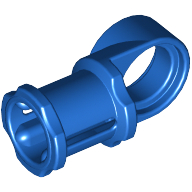 LEGO® as- en pinconnector BLAUW