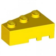 LEGO® wig 2x3 links GEEL