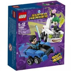76093 LEGO® Marvel Mighty Micros: Nightwing™ vs. The Joker™