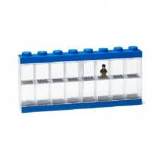 LEGO® 4066 Blauw  - SV-9-B LEGO® Minifigure Display Case 16 Blauw