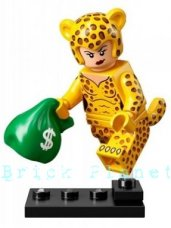 LEGO® DC COMMIC N° 6 The Cheetah