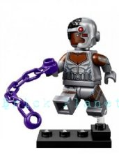 LEGO® DC COMMIC N° 9 The Cyborg