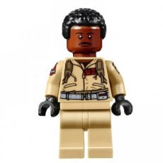 LEGO® Minifig Ghostbusters Dr. Winston Zeddemore