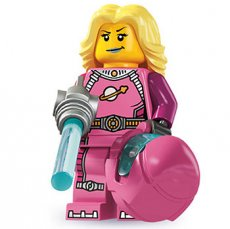LEGO® Intergalactic Girl - Complete Set