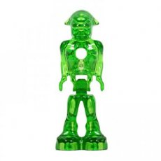 LEGO® Minifiguur Lego Mars Mission Alien with Marbled Glow In Dark Torso