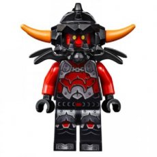 LEGO® Minifiguur Nexo Knight LegoAsh Attacker met wapen