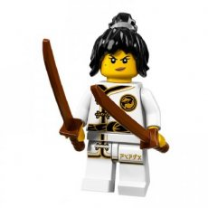 N° 02 LEGO Spinjitzu Training Nya - Complete Set