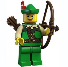 LEGO Forestman - Complete Set