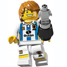 LEGO Soccer Player - Complete Set