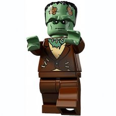 LEGO The Monster - Complete Set