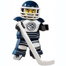 LEGO Hockey Player - Complete Set