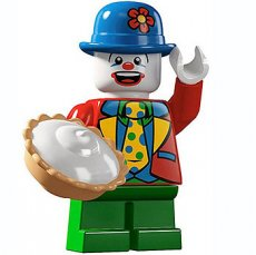 LEGO® Small Clown - Complete Set