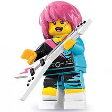 LEGO Rocker Girl - Complete Set