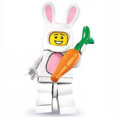 LEGO Bunny Suit Guy - Complete Set