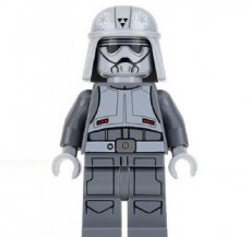 LEGO® Minifig Star Wars Imperial Combat Driver met wapen
