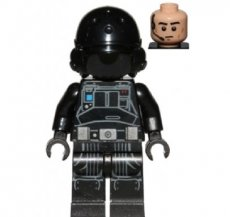 LEGO® Minifig Star Wars Imperial Ground Crew met wapen