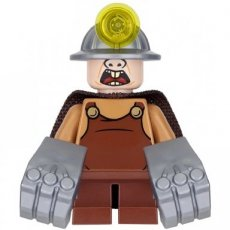 LEGO® Minifig Super Heroes Underminer