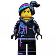 LEGO® Minifig The Lego Movie 2 Lucy Wyldstyle