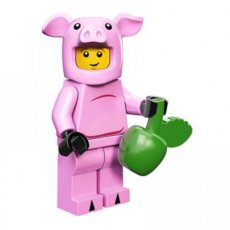 LEGO  Piggy Guy - Complete Set