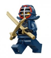 N° 12 LEGO® Kendo Fighter - Complete Set