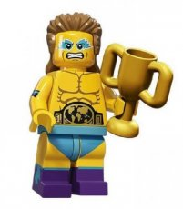 N° 14 LEGO® Wrestling Champion - Complete Set