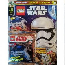 Star Wars LEGO® Magazine 2016 Nr 06
